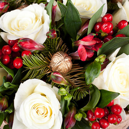 """Bouquet """"Frosty Morning"""" - order with delivery"""