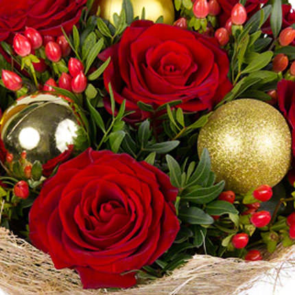 "Bouquet ""Christmas Carnival"" - delivery in Ukraine"
