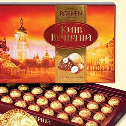 Sweets - Kiev Evening - delivery in Ukraine