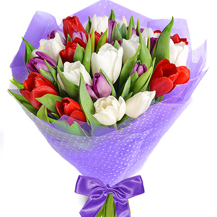 """Bouquet """"Сolorful splashes!"""" - delivery in Ukraine"""