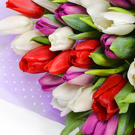 """Bouquet """"Сolorful splashes!"""" - order with delivery"""