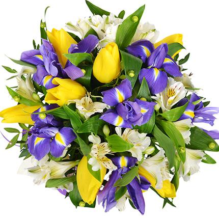 """Цветы в коробке """"Ты - моё чудо!"""" - заказать с доставкой"""