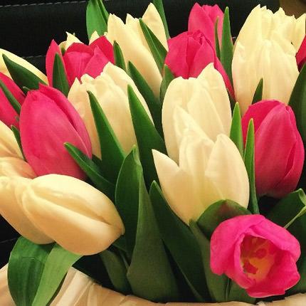 """Цветы в коробке """"Весна!"""" - доставка по Украине"""