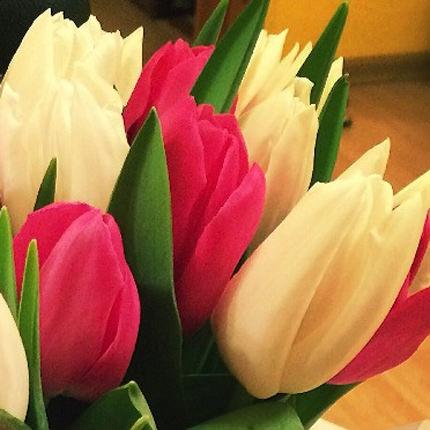 """Цветы в коробке """"Весна!"""" - заказать с доставкой"""