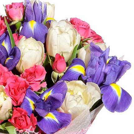 "Bouquet ""Spring drops"" - delivery in Ukraine"