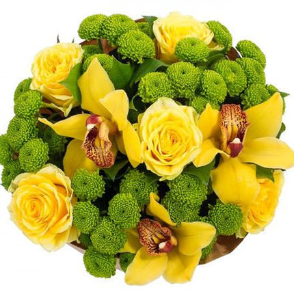 "Bouquet ""Sunny mood"" - delivery in Ukraine"