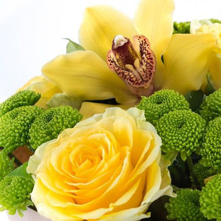 "Bouquet ""Sunny mood"" - order with delivery"