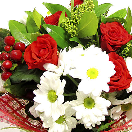 "Solemn bouquet ""Chic"" - delivery in Ukraine"