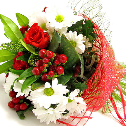 "Solemn bouquet ""Chic"" - order with delivery"