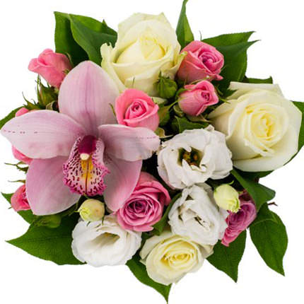 "Bouquet ""My tender lady"" - order with delivery"