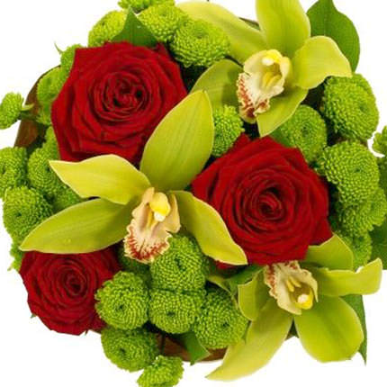 """Solemn bouquet """"Spring style"""" - delivery in Ukraine"""