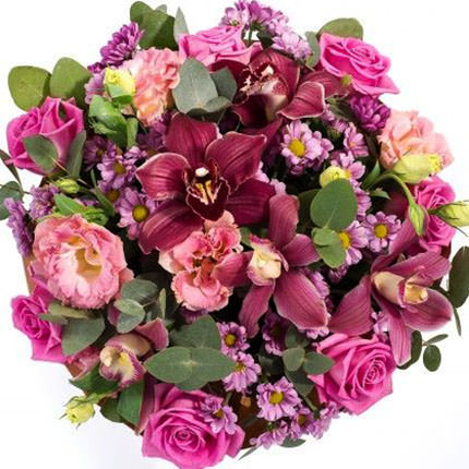 "Bouquet ""Delightful beauty"" - order with delivery"