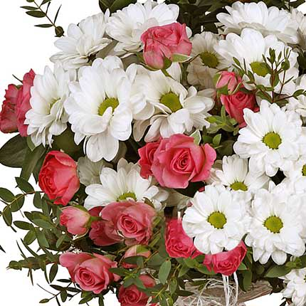 """Bouquet """"Ruddy cheeks"""" - order with delivery"""