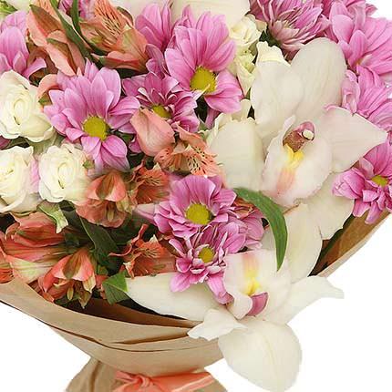 """Gentle bouquet """"Treasure"""" - delivery in Ukraine"""