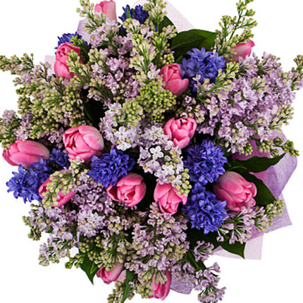 "Bouquet ""May holiday"" - delivery in Ukraine"