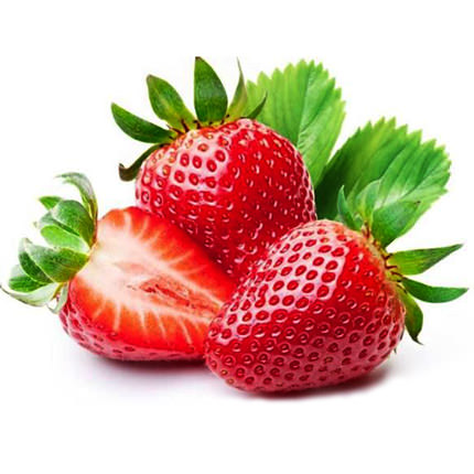 """Composition with strawberries """"Happiness!"""" - order with delivery"""