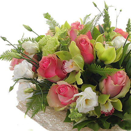 "Bouquet ""Delicate summer breeze"" - delivery in Ukraine"