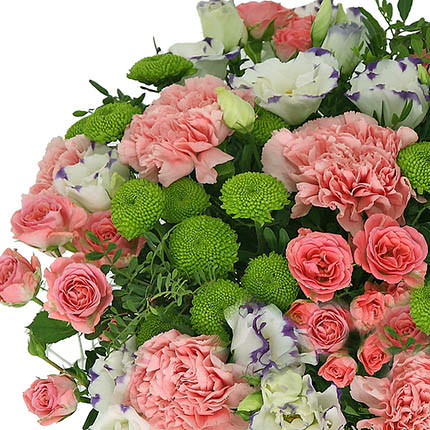 "Bouquet ""Summer morning"" - order with delivery"