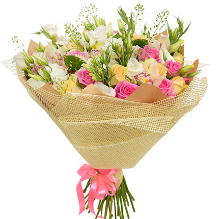 "Bouquet ""For beautiful lady!"" - delivery in Ukraine"