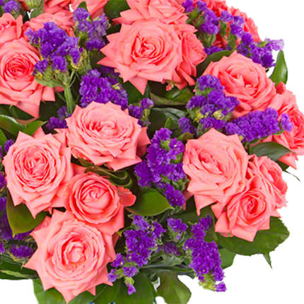 """Bouquet """"Pink clouds"""" - delivery in Ukraine"""
