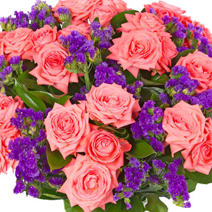 """Bouquet """"Pink clouds"""" - order with delivery"""