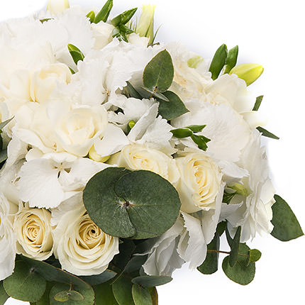 "Bridal bouquet ""Tender feelings"" - delivery in Ukraine"