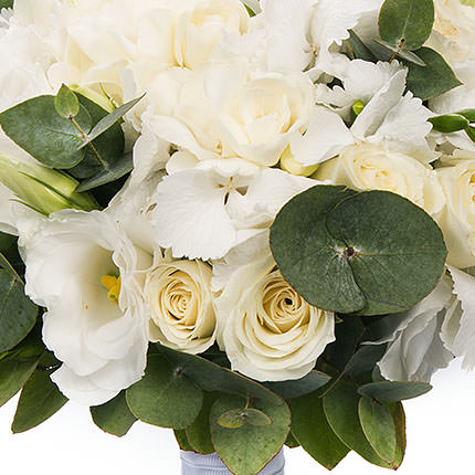 "Bridal bouquet ""Tender feelings"" - order with delivery"