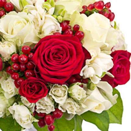 """Bridal bouquet """"Classic style"""" - delivery in Ukraine"""