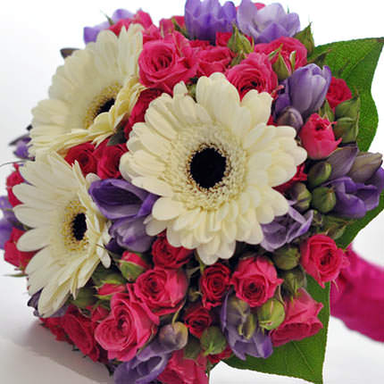 "Bridal bouquet ""Exclusive"" - order with delivery"