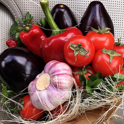 """Vegetable bouquet """"Spicy saute"""" - order with delivery"""