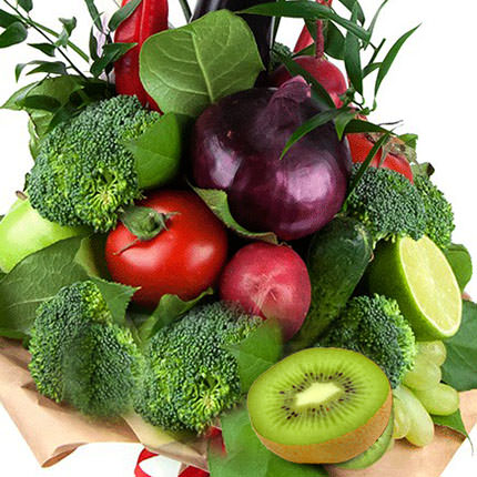 "Vegetable Bouquet ""Summer Mix"" - order with delivery"