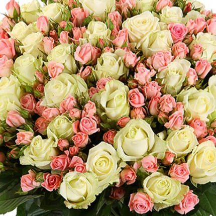 "Romantic bouquet ""Between Heaven and Earth!"" - order with delivery"
