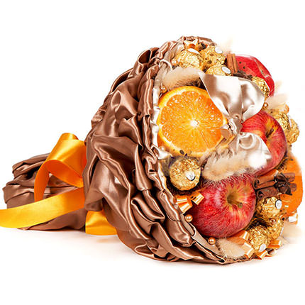 "Bouquet of sweets ""Royal Present"" - delivery in Ukraine"