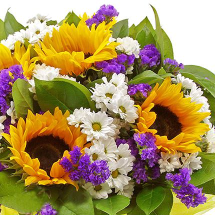 """Bright bouquet """"Sunny"""" - order with delivery"""