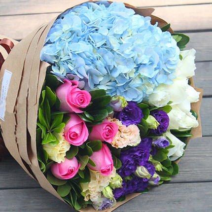 "Bouquet ""Incredible miracles"" - order with delivery"
