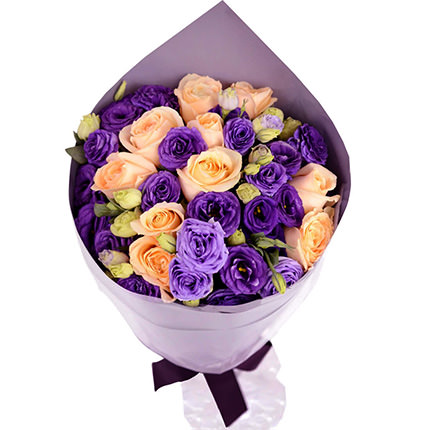 "Bouquet ""Flower bliss"" - delivery in Ukraine"
