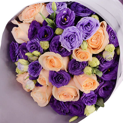 "Bouquet ""Flower bliss"" - order with delivery"
