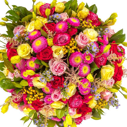 "Bouquet ""Colors of autumn"" - delivery in Ukraine"
