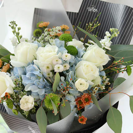 "Bouquet ""Stylish girl"" - order with delivery"