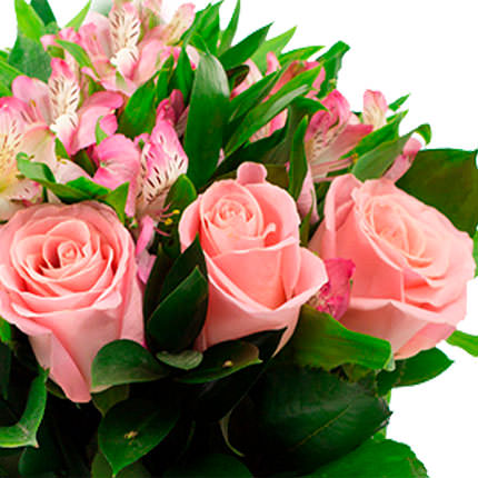 "Bouquet in the cone-package ""Romantic Provence"" - delivery in Ukraine"