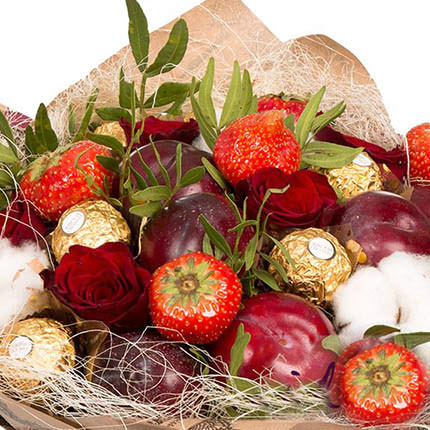 "Fruit bouquet ""Temptation"" - order with delivery"