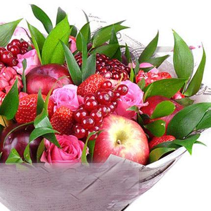 "Fruit bouquet ""Sweet kiss"" - delivery in Ukraine"