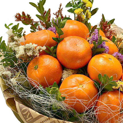 """Fruit bouquet """"Vitamin present"""" - order with delivery"""