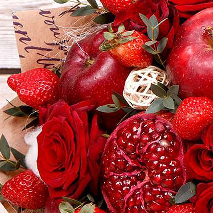 "Fruit bouquet ""My love"" - delivery in Ukraine"