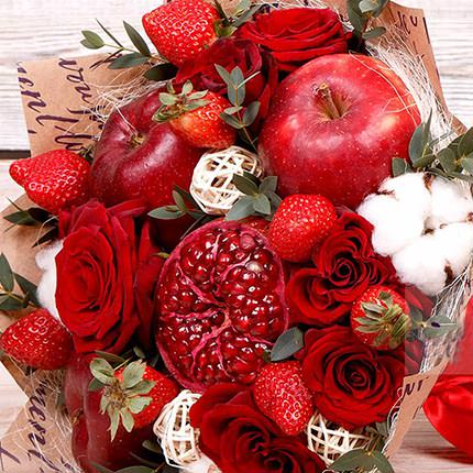 "Fruit bouquet ""My love"" - order with delivery"
