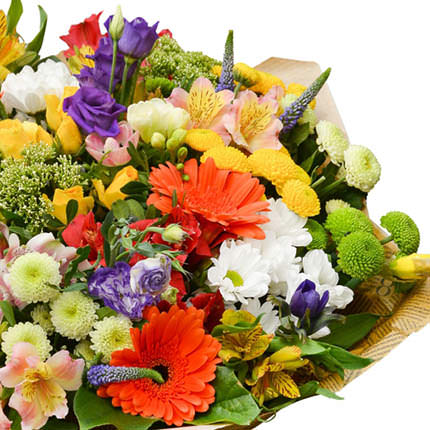 "Bright bouquet ""Autumn Hit"" - delivery in Ukraine"