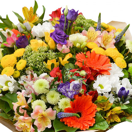 "Bright bouquet ""Autumn Hit"" - order with delivery"