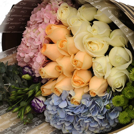 "Bouquet ""Flower exclusive"" - order with delivery"
