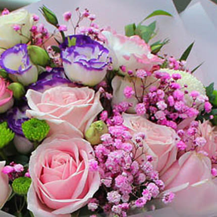 "Bouquet ""Wonderful Waltz"" - delivery in Ukraine"