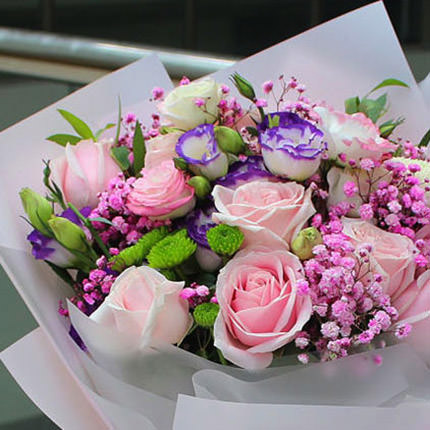 "Bouquet ""Wonderful Waltz"" - order with delivery"